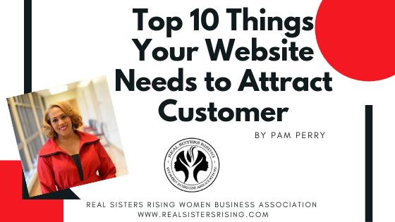 Top 10 Things Your Website Needs to Attract Customers