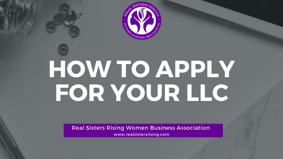 How to Apply for Your LLC